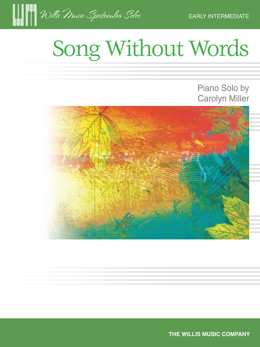 Product Cover for Song Without Words
