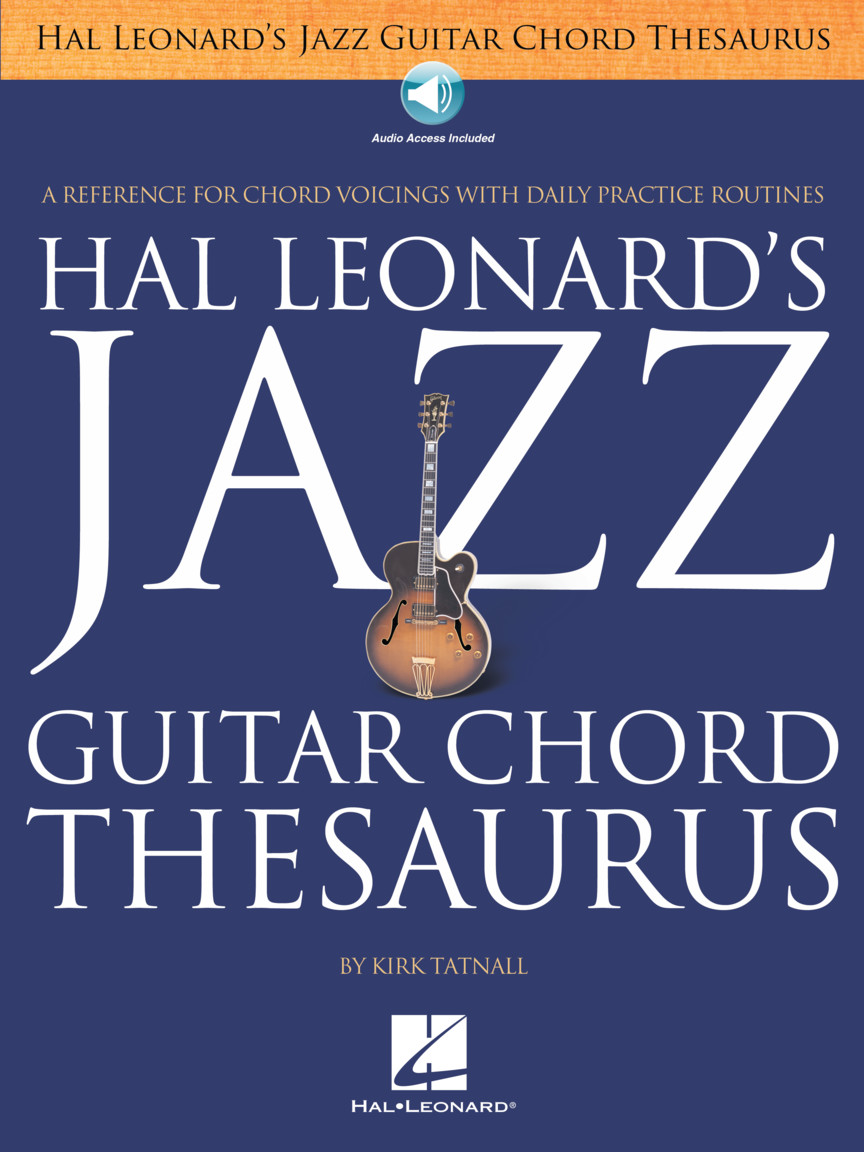 Product Cover for Jazz Guitar Chord Thesaurus