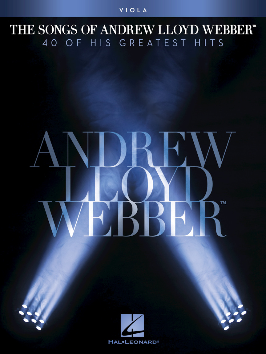 Product Cover for The Songs of Andrew Lloyd Webber