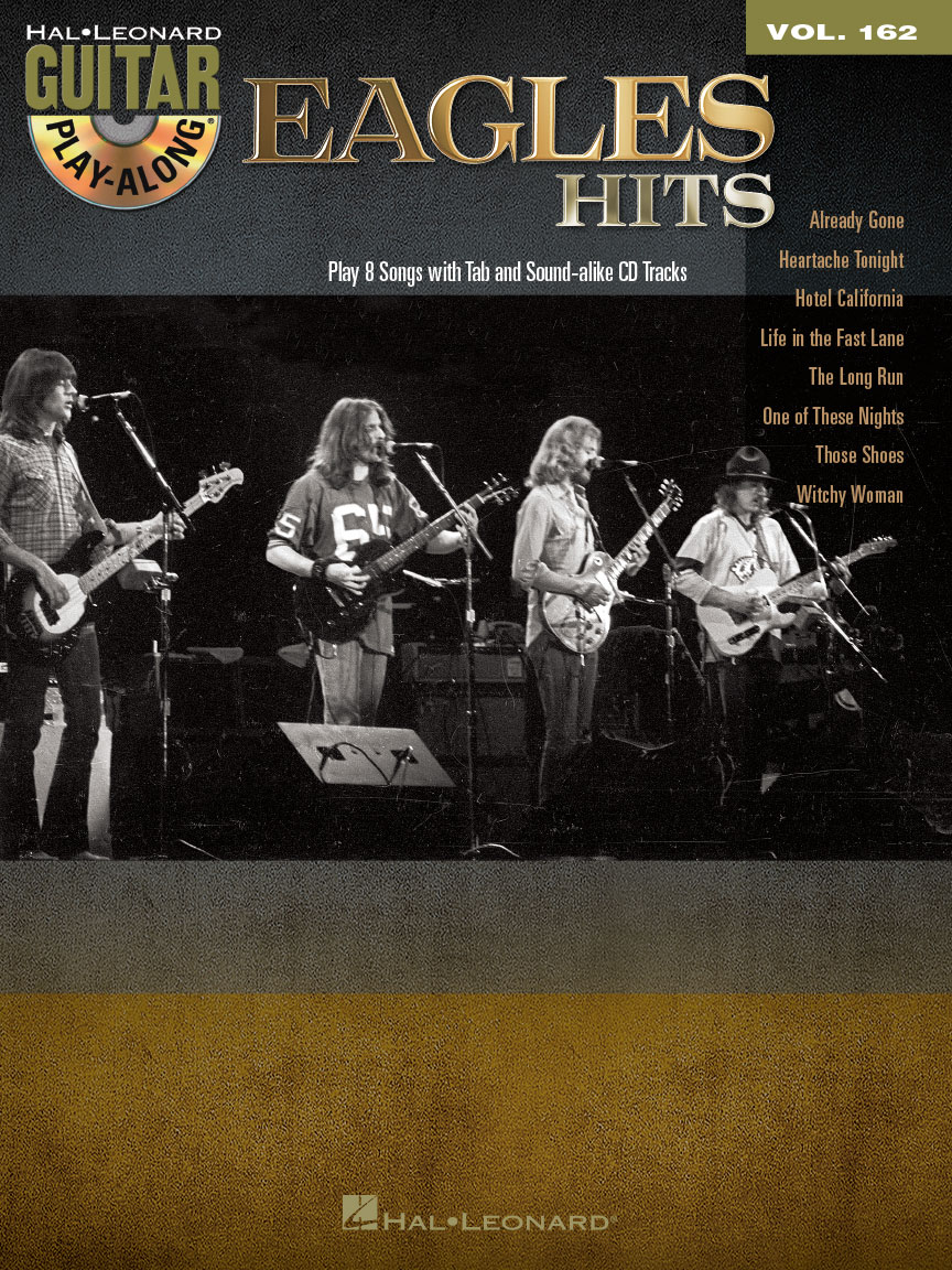 Product Cover for Eagles Hits