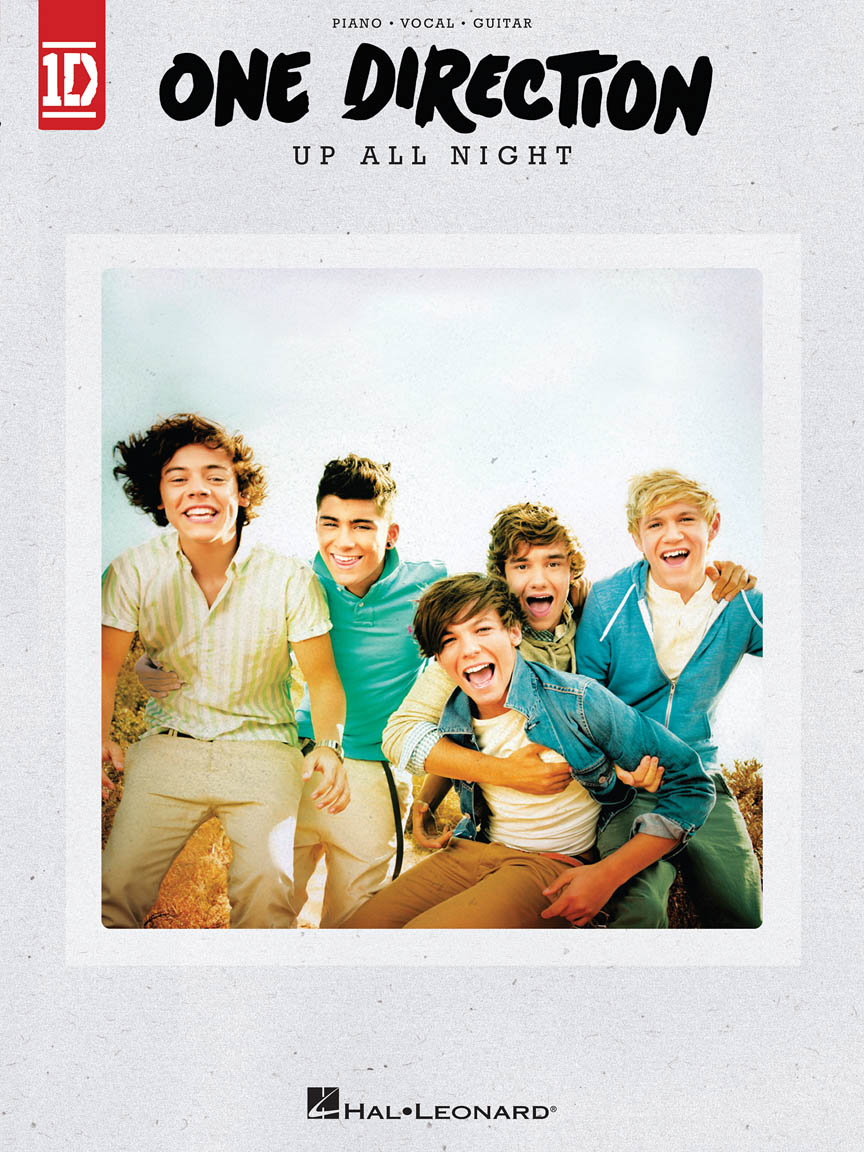 Product Cover for One Direction – Up All Night