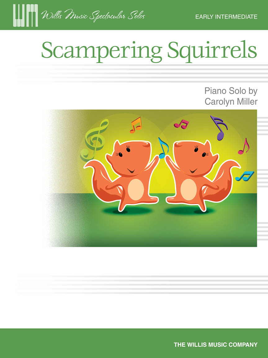Product Cover for Scampering Squirrels