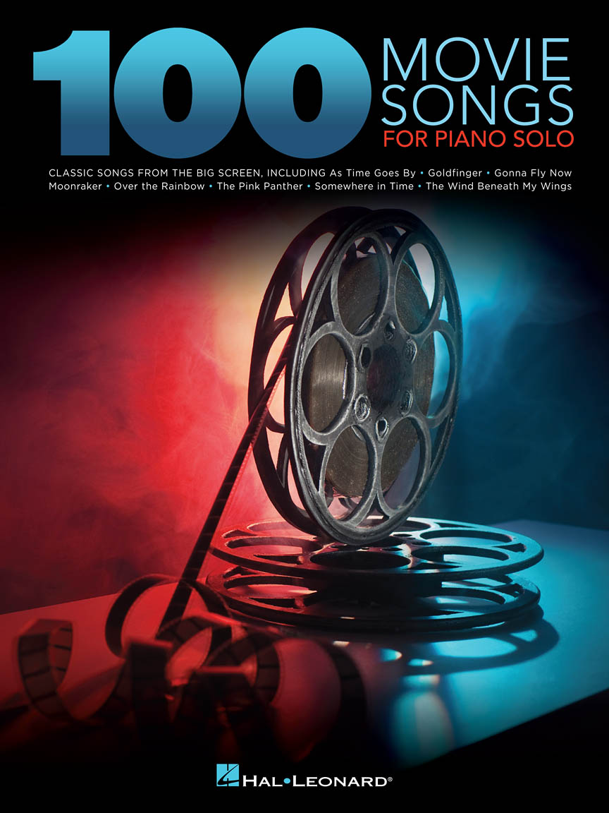 Product Cover for 100 Movie Songs for Piano Solo