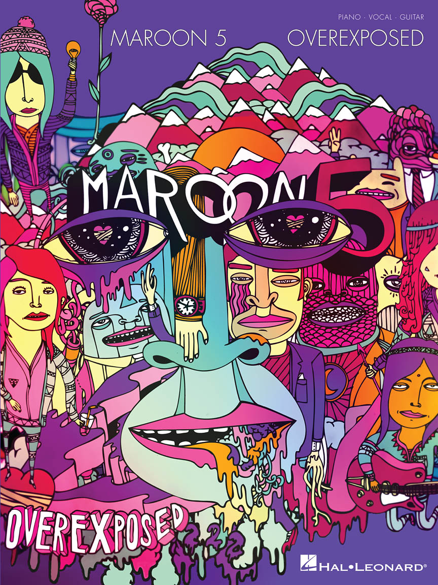 Product Cover for Maroon 5 – Overexposed