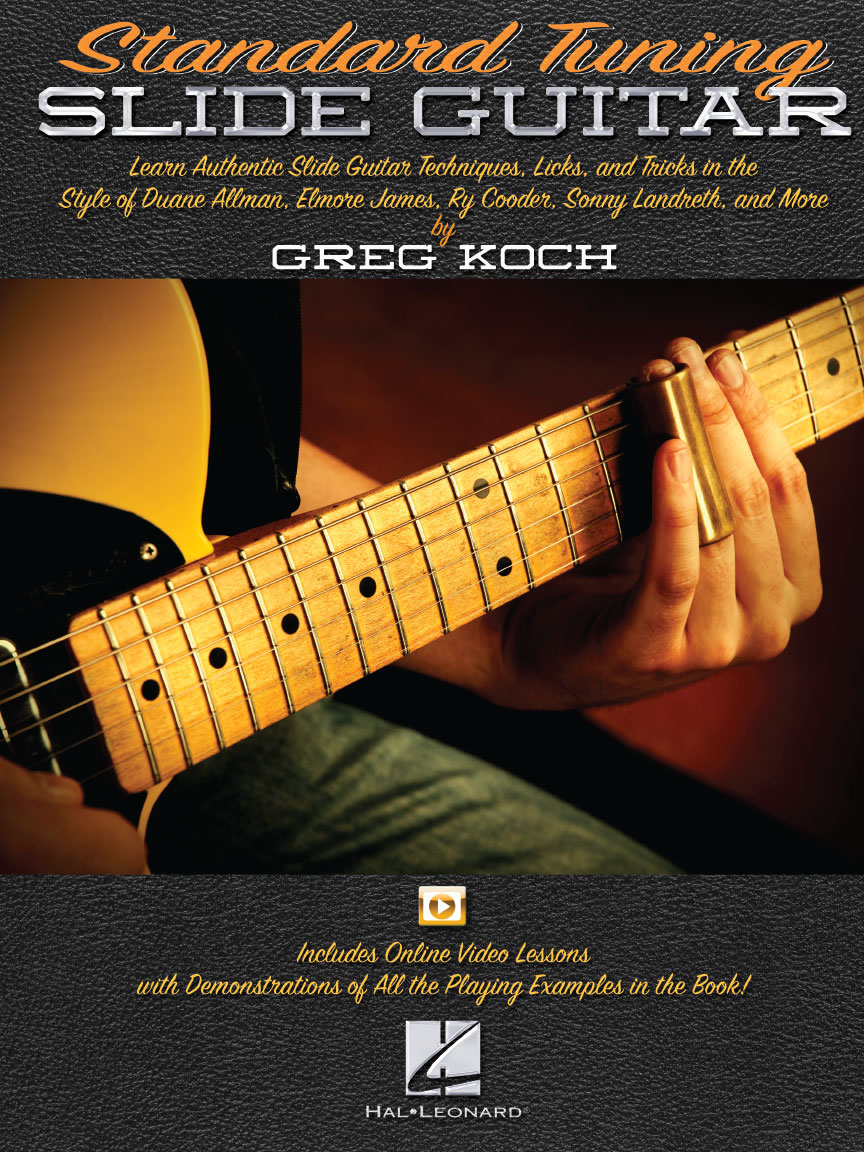 Product Cover for Standard Tuning Slide Guitar