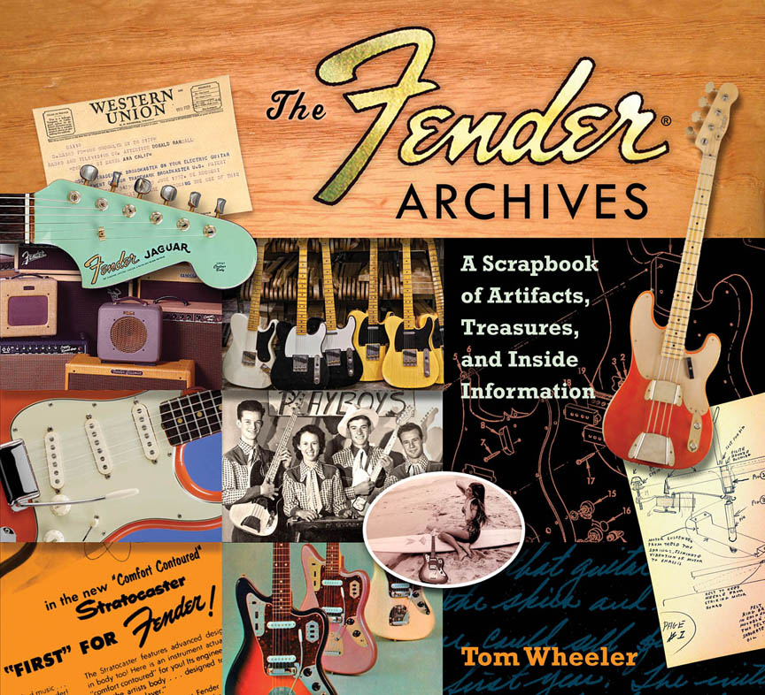 Product Cover for The Fender® Archives