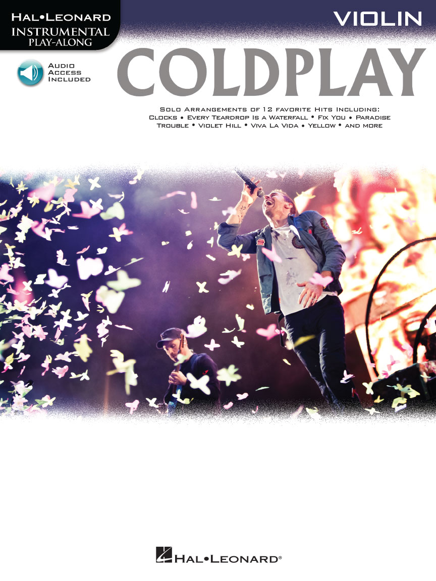 Product Cover for Coldplay