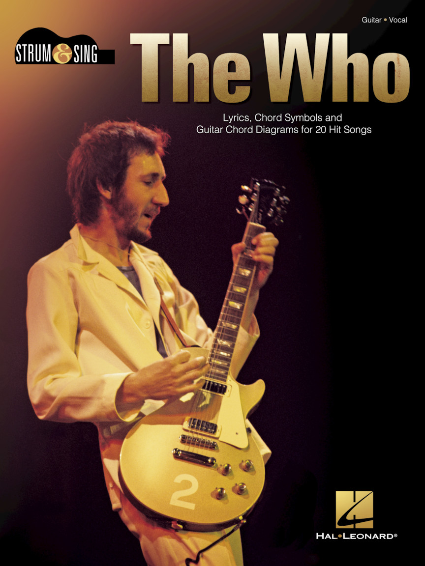 The Who – Strum & Sing Guitar