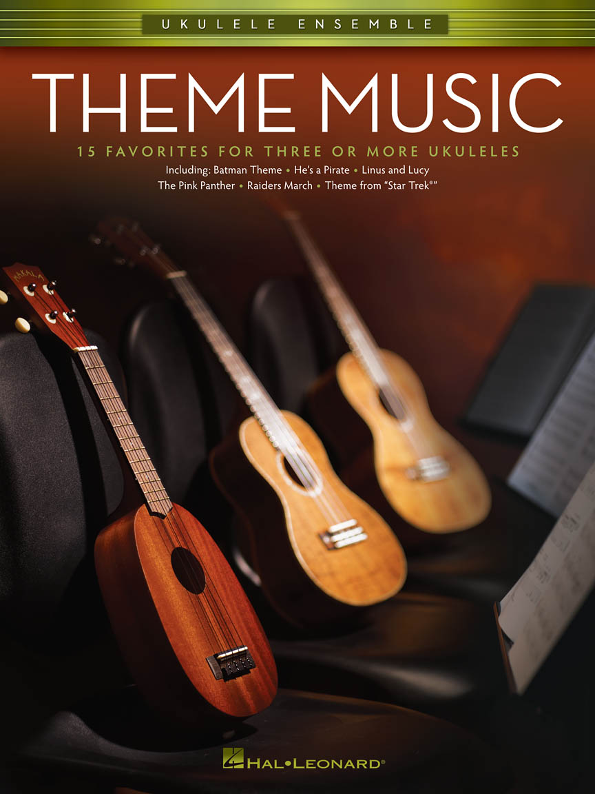 Product Cover for Theme Music