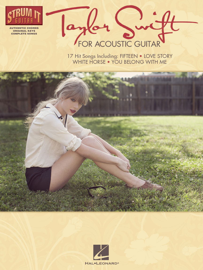 Product Cover for Taylor Swift for Acoustic Guitar