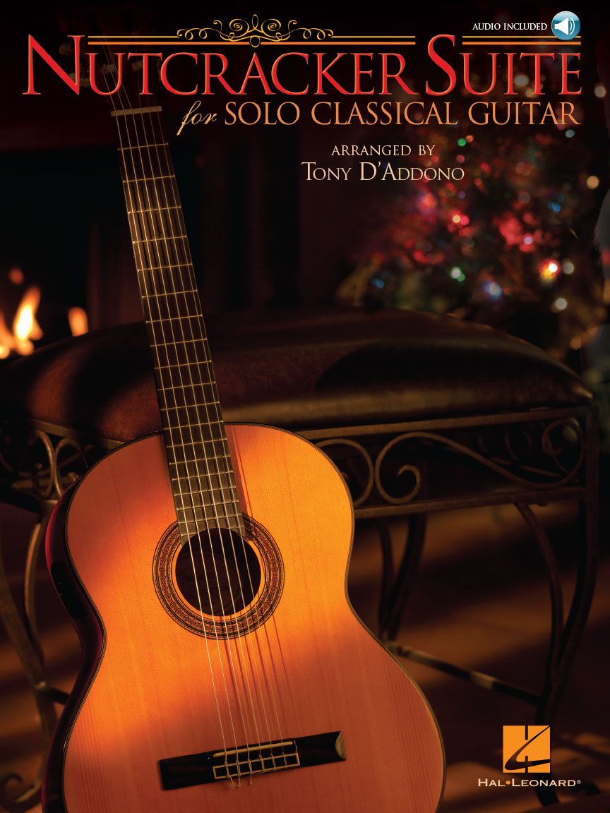 Product Cover for Nutcracker Suite for Solo Classical Guitar