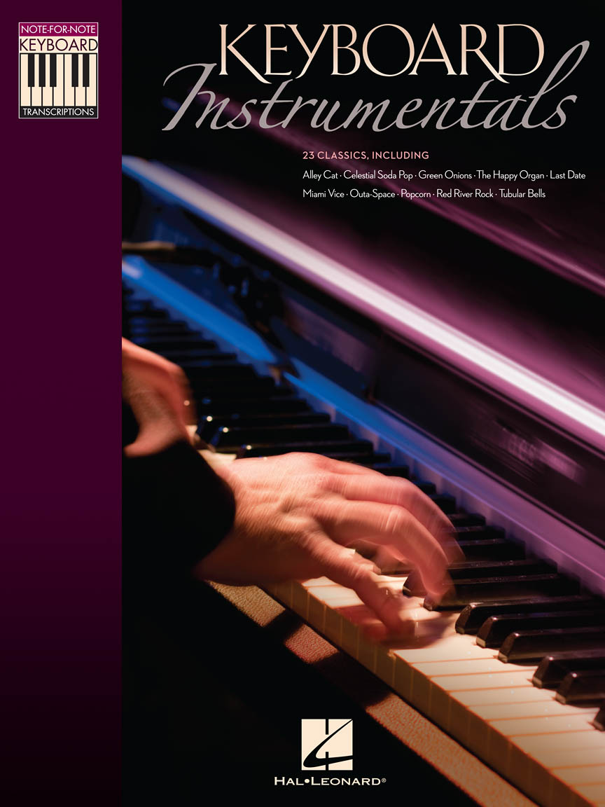 Product Cover for Keyboard Instrumentals