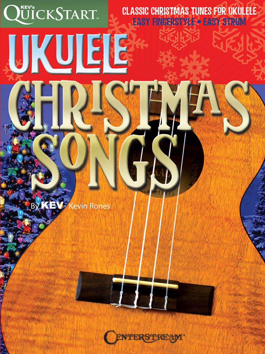 Product Cover for Ukulele Christmas Songs