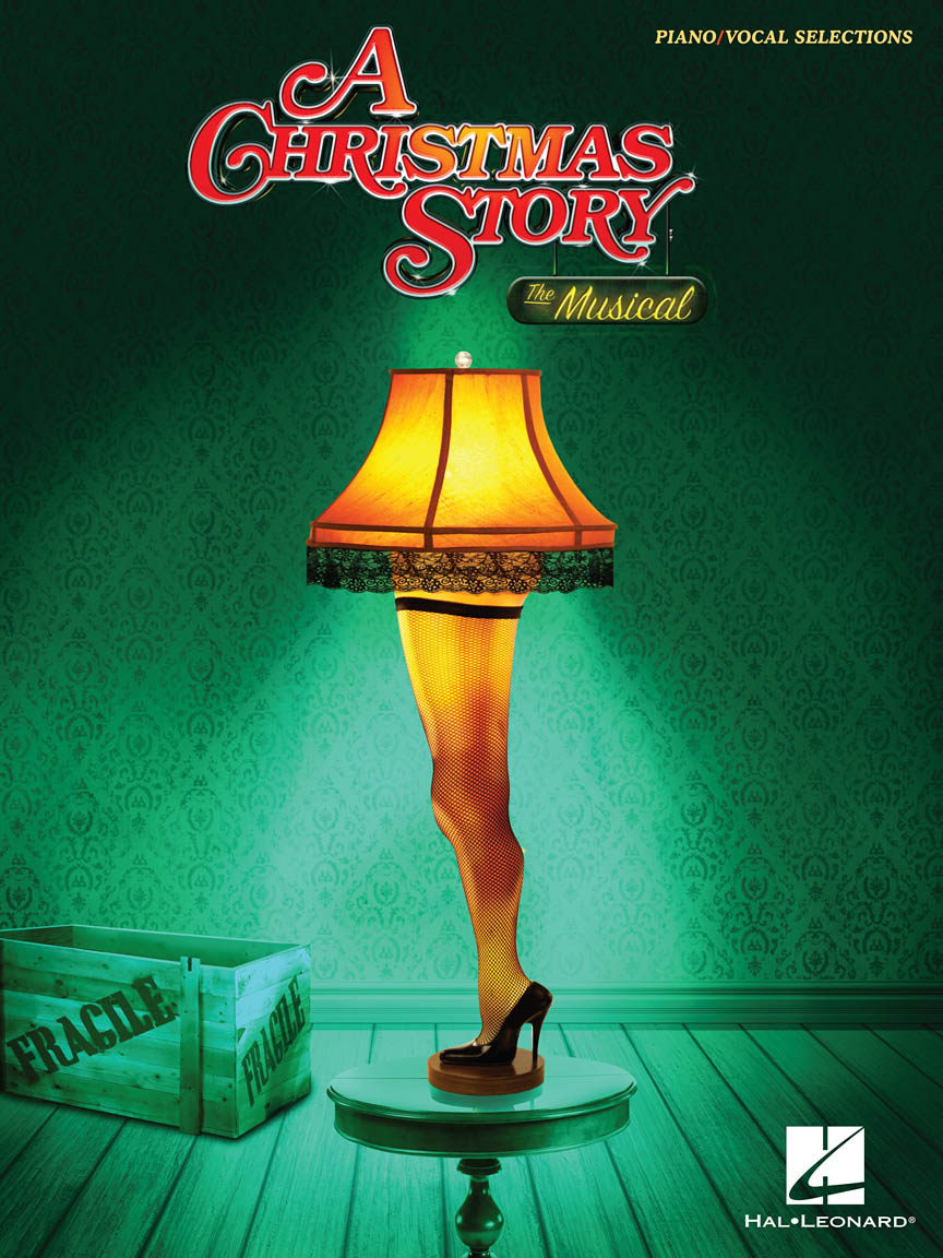 Product Cover for A Christmas Story – The Musical