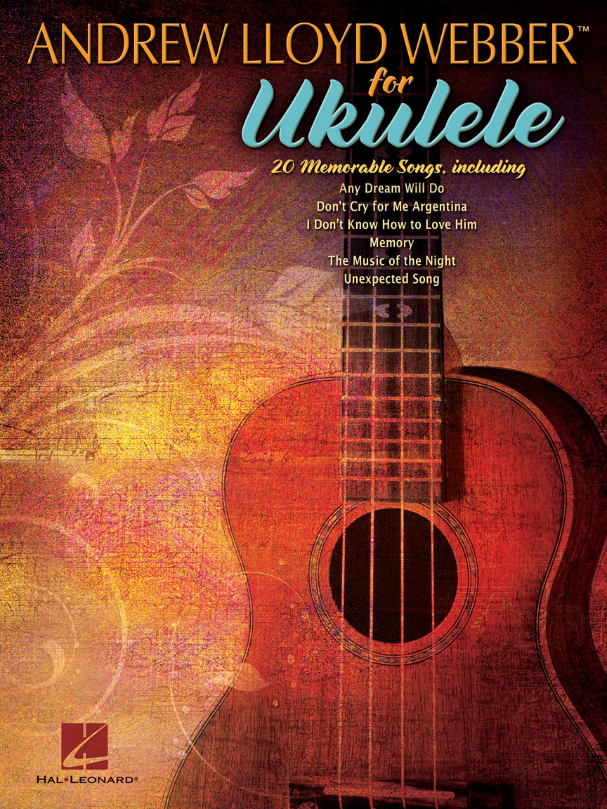 Product Cover for Andrew Lloyd Webber for Ukulele