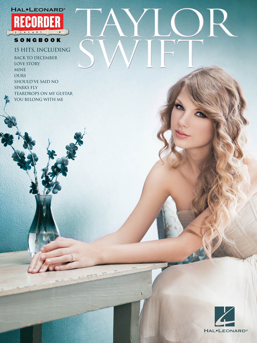 Product Cover for Taylor Swift – Recorder Songbook