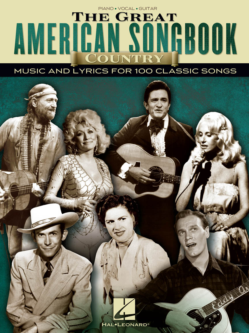Product Cover for The Great American Songbook – Country