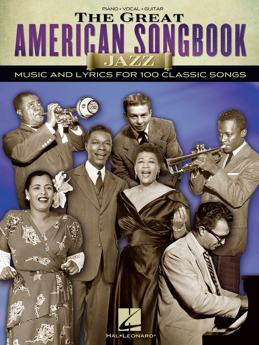 Product Cover for The Great American Songbook – Jazz