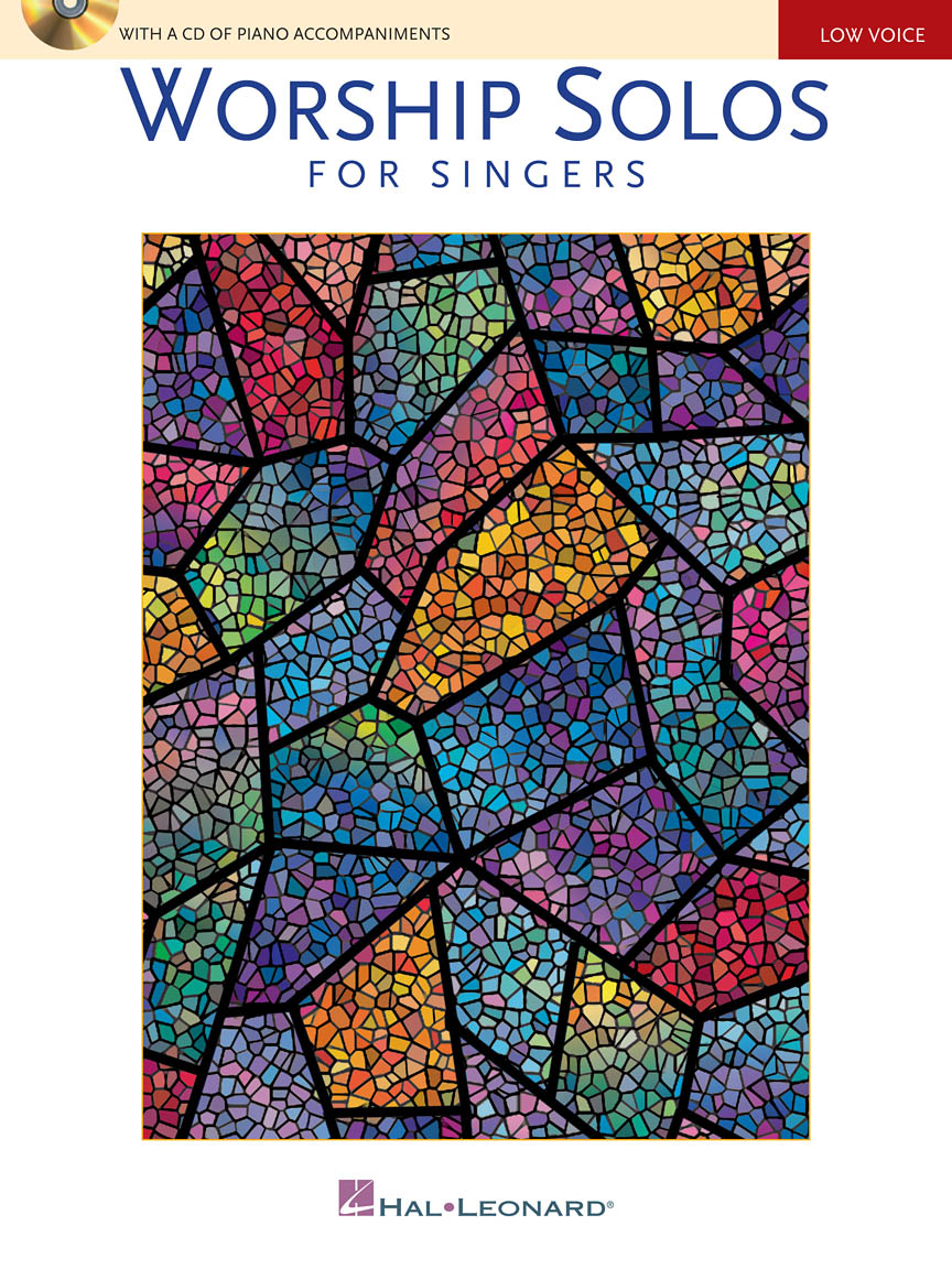 Product Cover for Worship Solos for Singers
