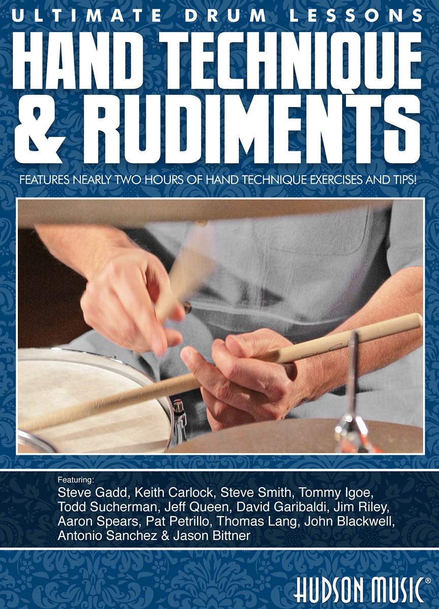 Product Cover for Hand Technique & Rudiments