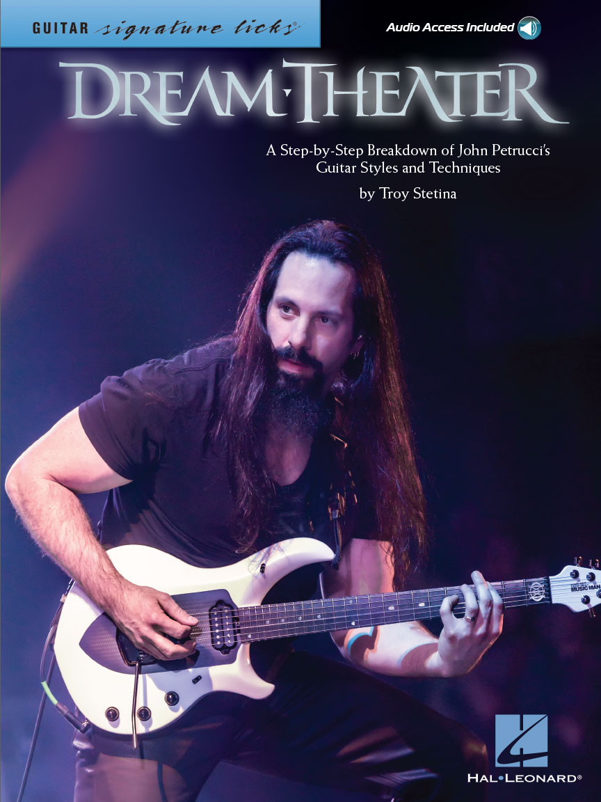 Product Cover for Dream Theater – Signature Licks