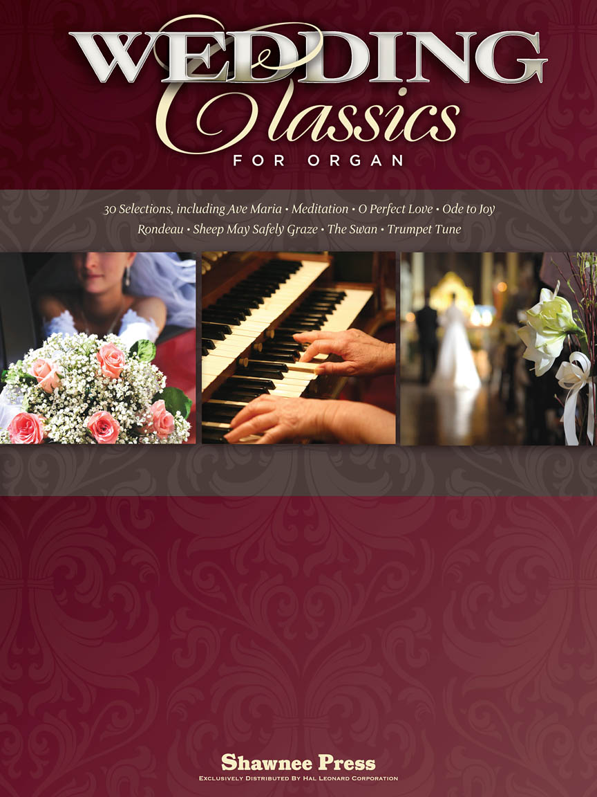 Product Cover for Wedding Classics for Organ