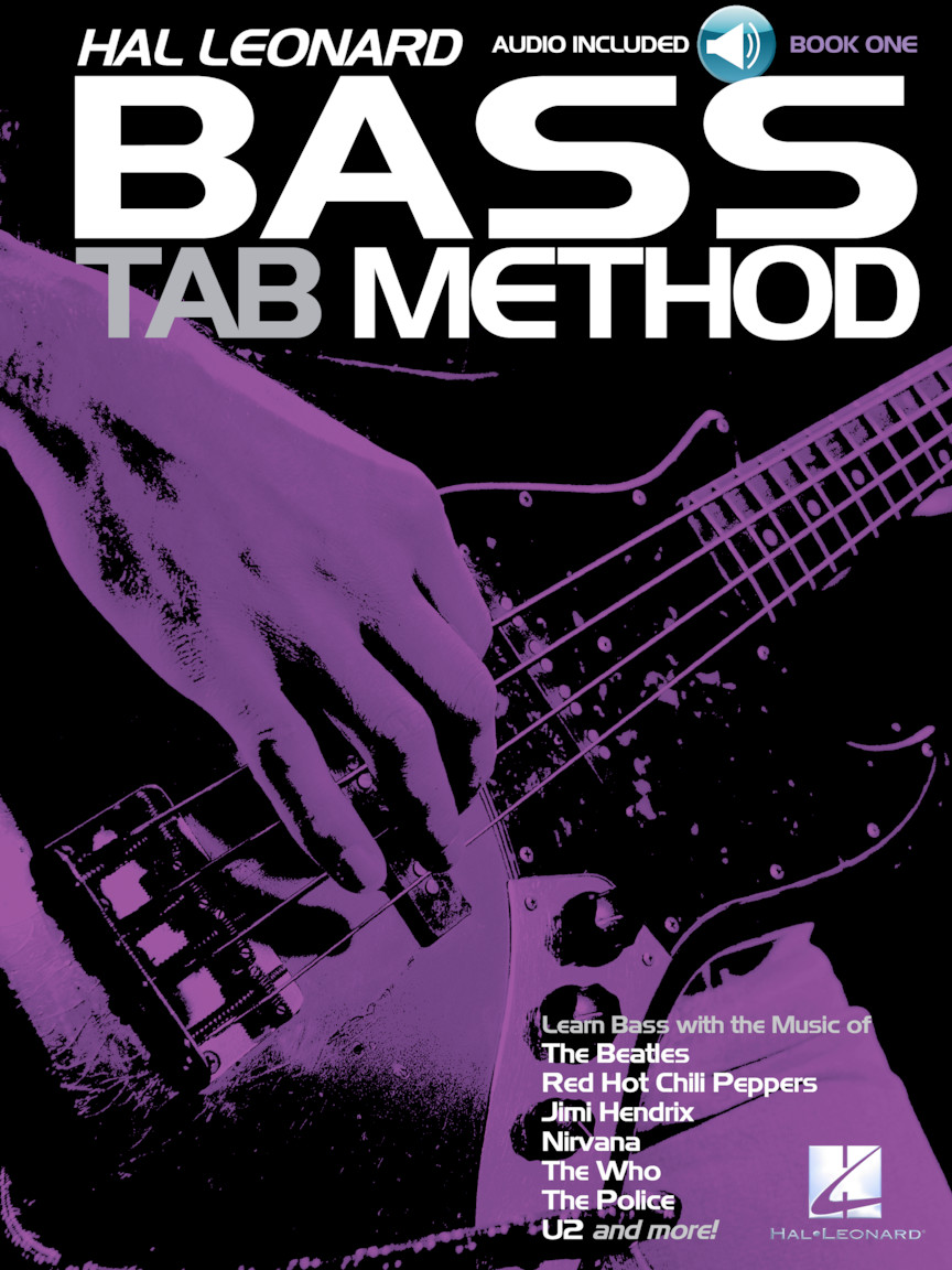 Product Cover for Hal Leonard Bass Tab Method