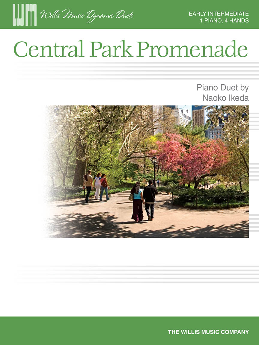 Product Cover for Central Park Promenade