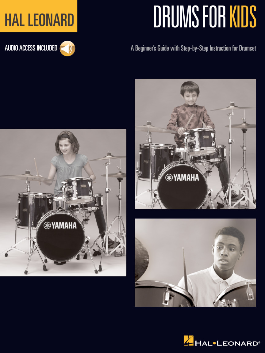 Product Cover for Hal Leonard Drums for Kids
