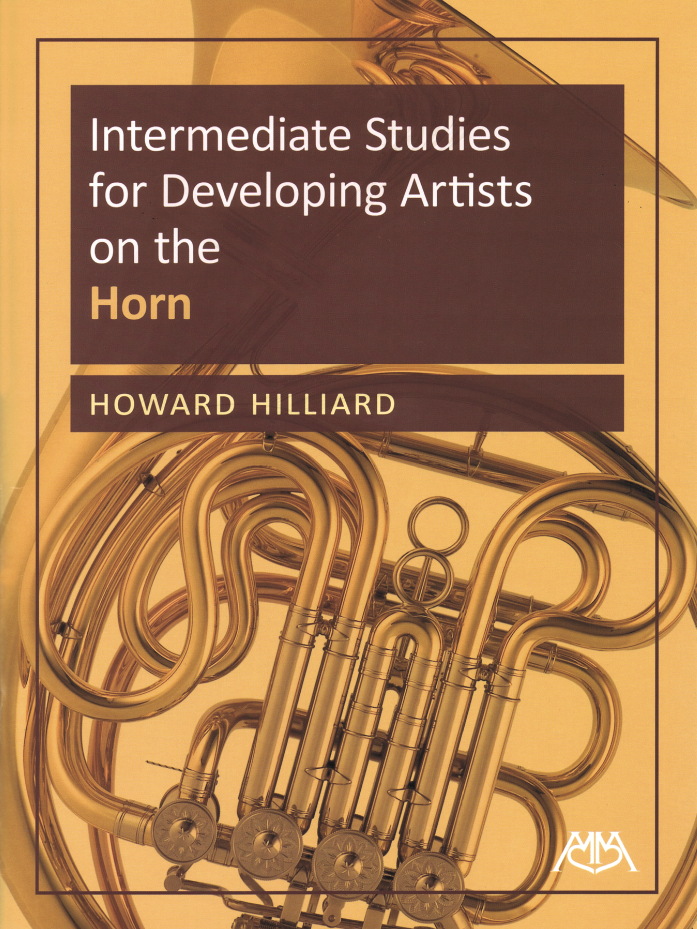 Product Cover for Intermediate Studies for Developing Artists on the French Horn