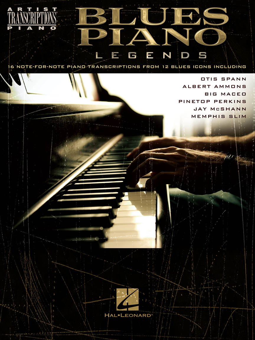 Product Cover for Blues Piano Legends