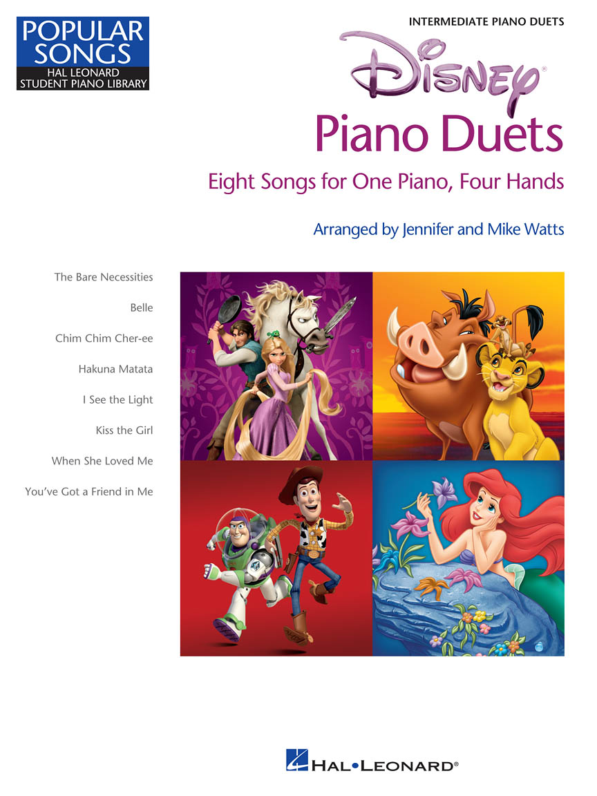 Product Cover for Disney Piano Duets