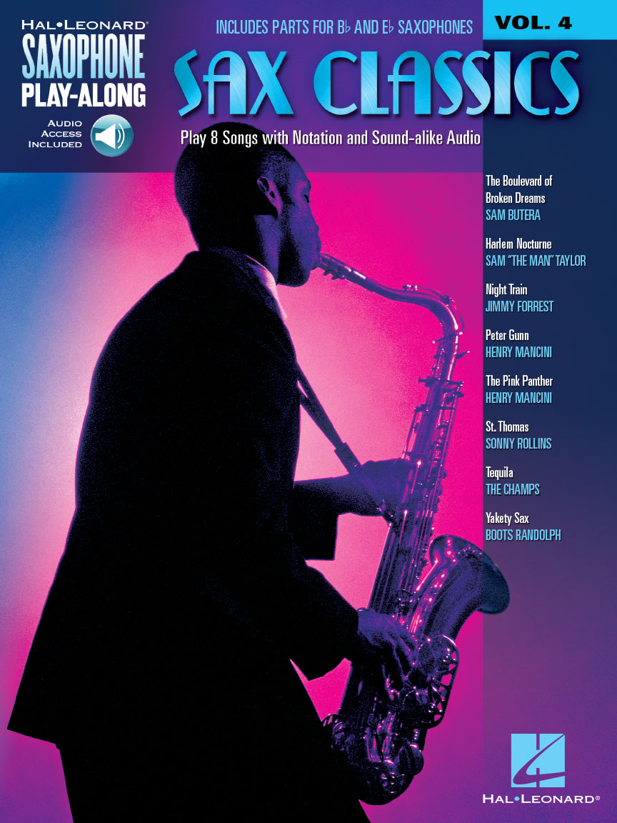 Product Cover for Sax Classics