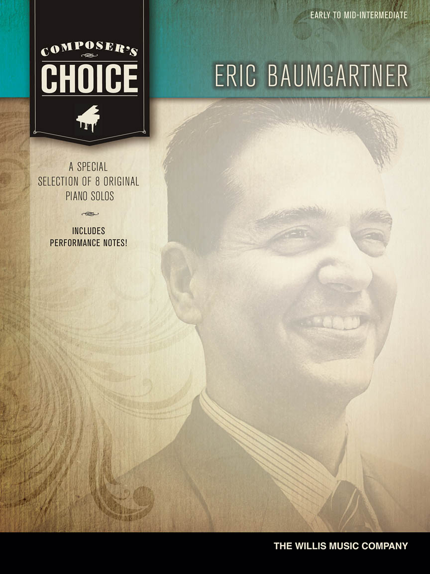 Product Cover for Composer's Choice – Eric Baumgartner