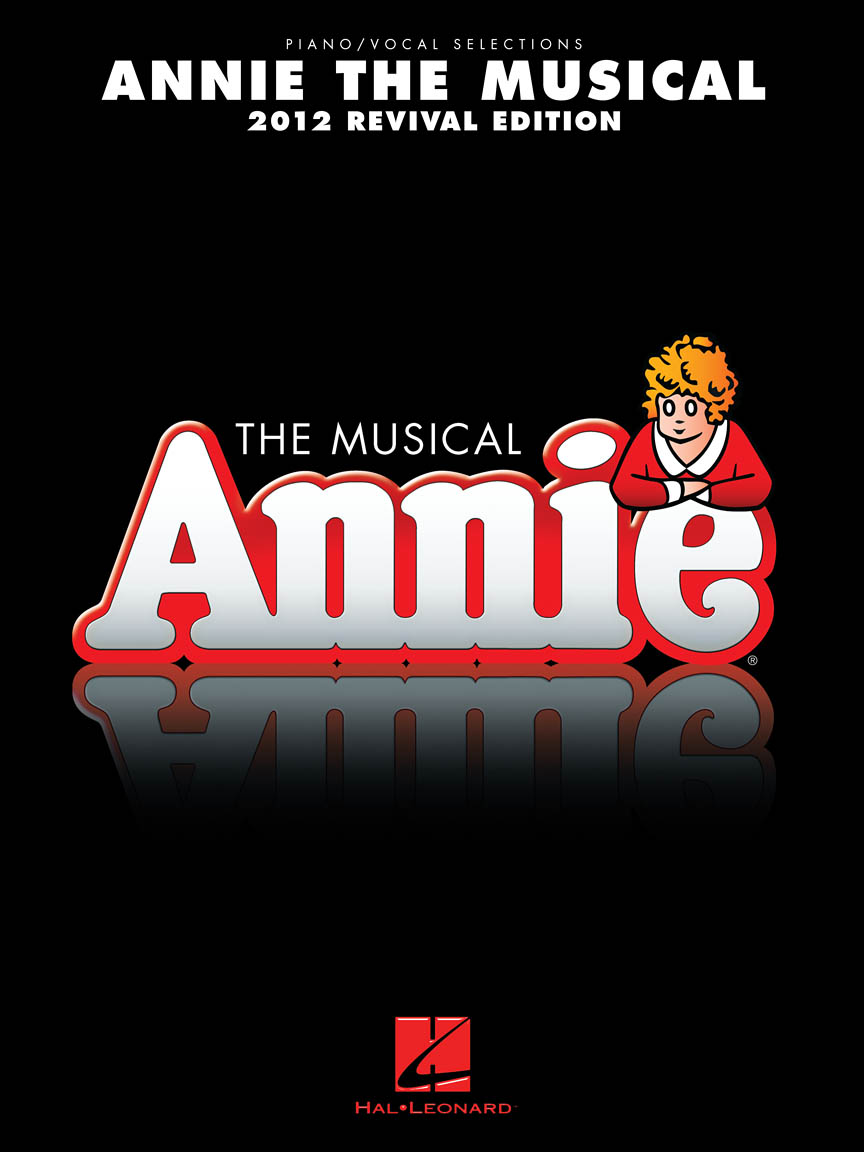 Product Cover for Annie the Musical