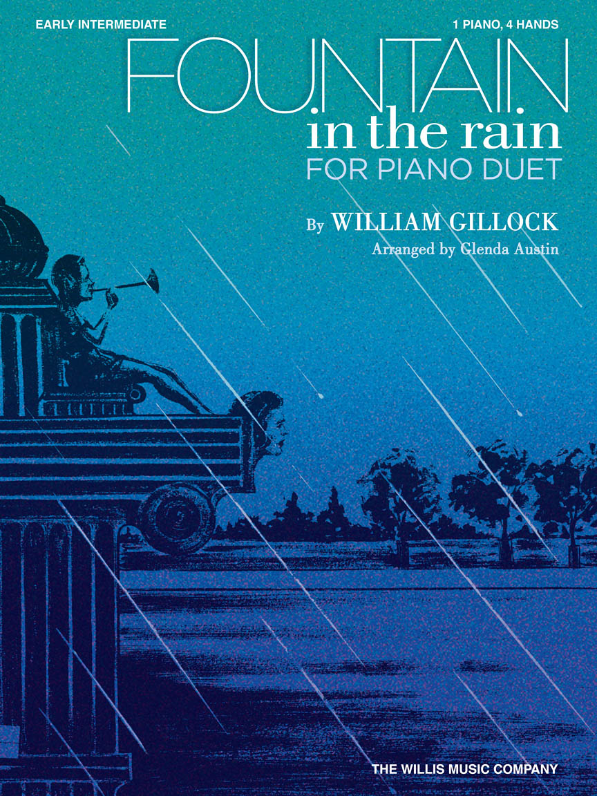 Product Cover for Fountain in the Rain