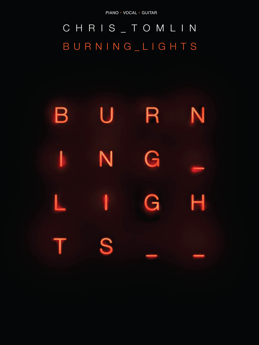Product Cover for Chris Tomlin – Burning Lights