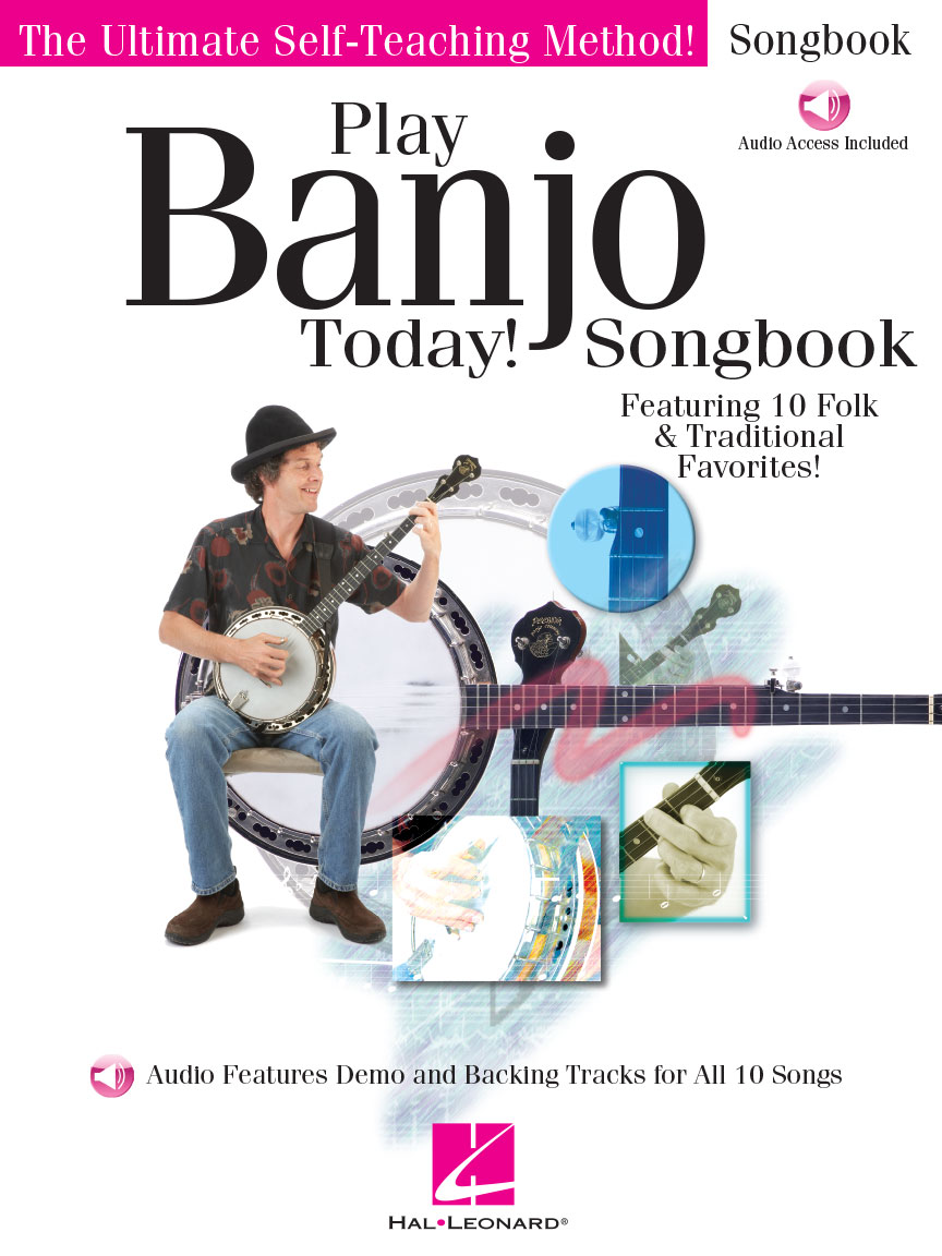 Product Cover for Play Banjo Today! Songbook