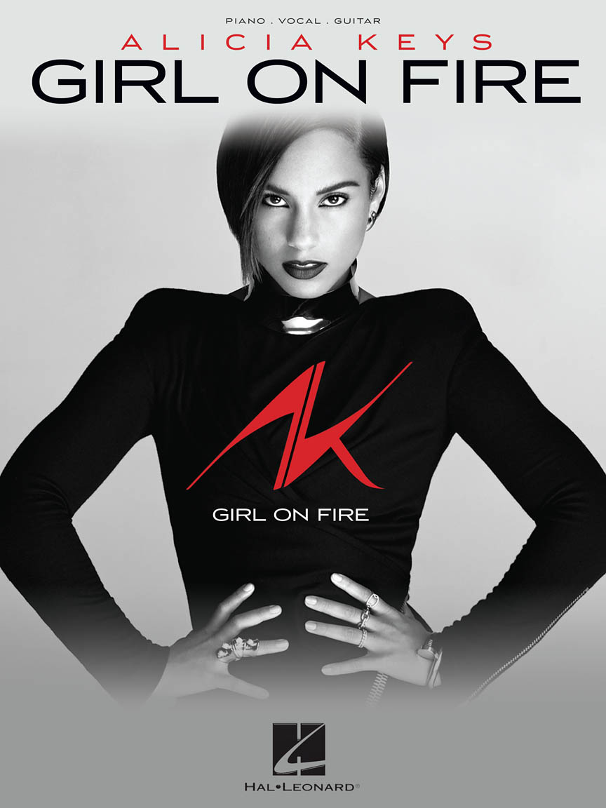 Product Cover for Alicia Keys – Girl on Fire