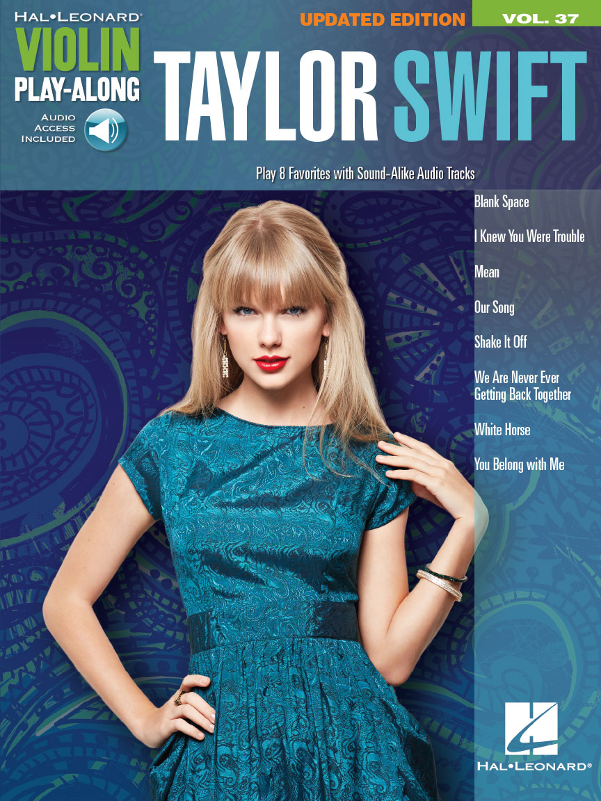 Product Cover for Taylor Swift – Updated Edition
