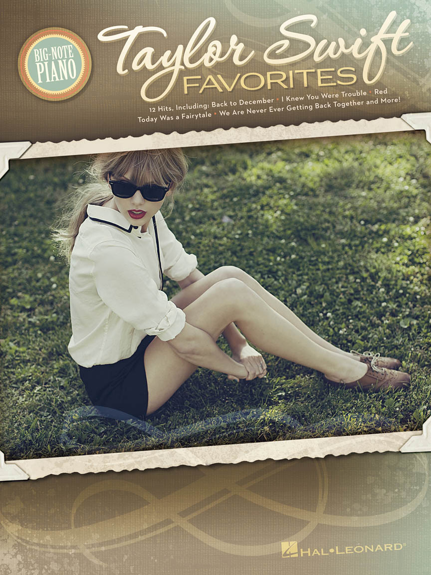Product Cover for Taylor Swift Favorites