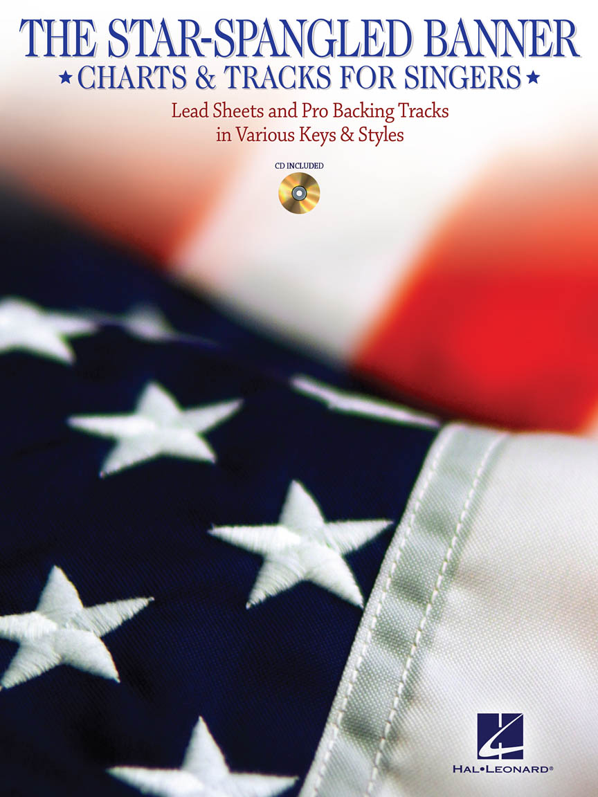 Product Cover for The Star-Spangled Banner – Charts & Tracks for Singers