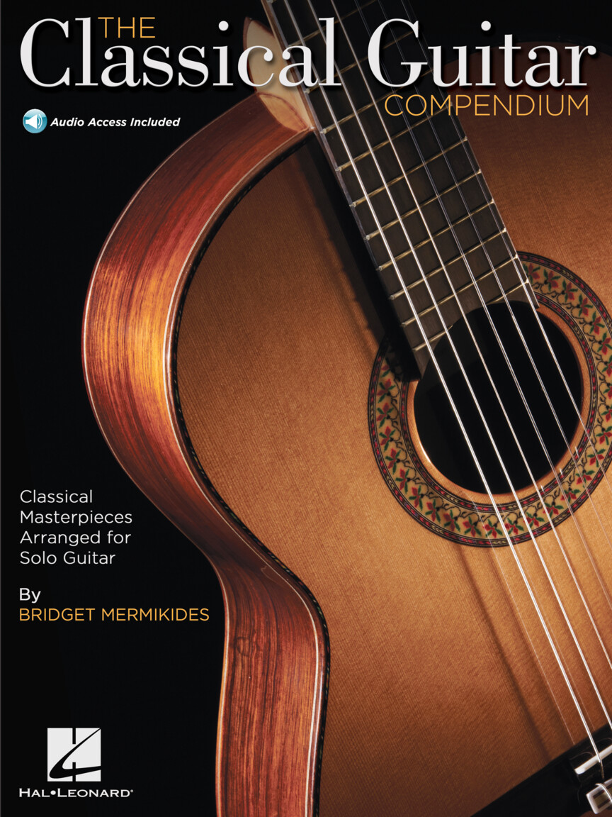 Product Cover for The Classical Guitar Compendium – Classical Masterpieces Arranged for Solo Guitar