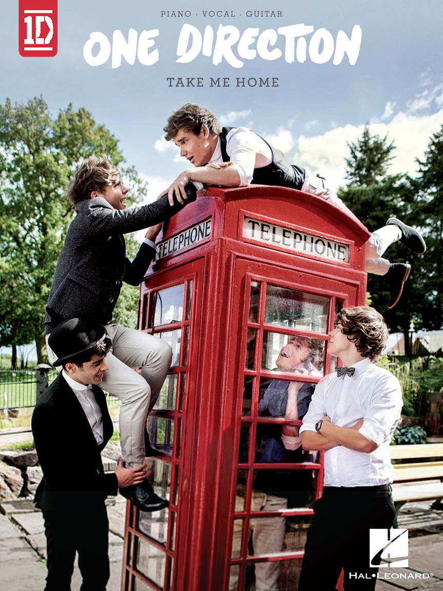 Product Cover for One Direction – Take Me Home