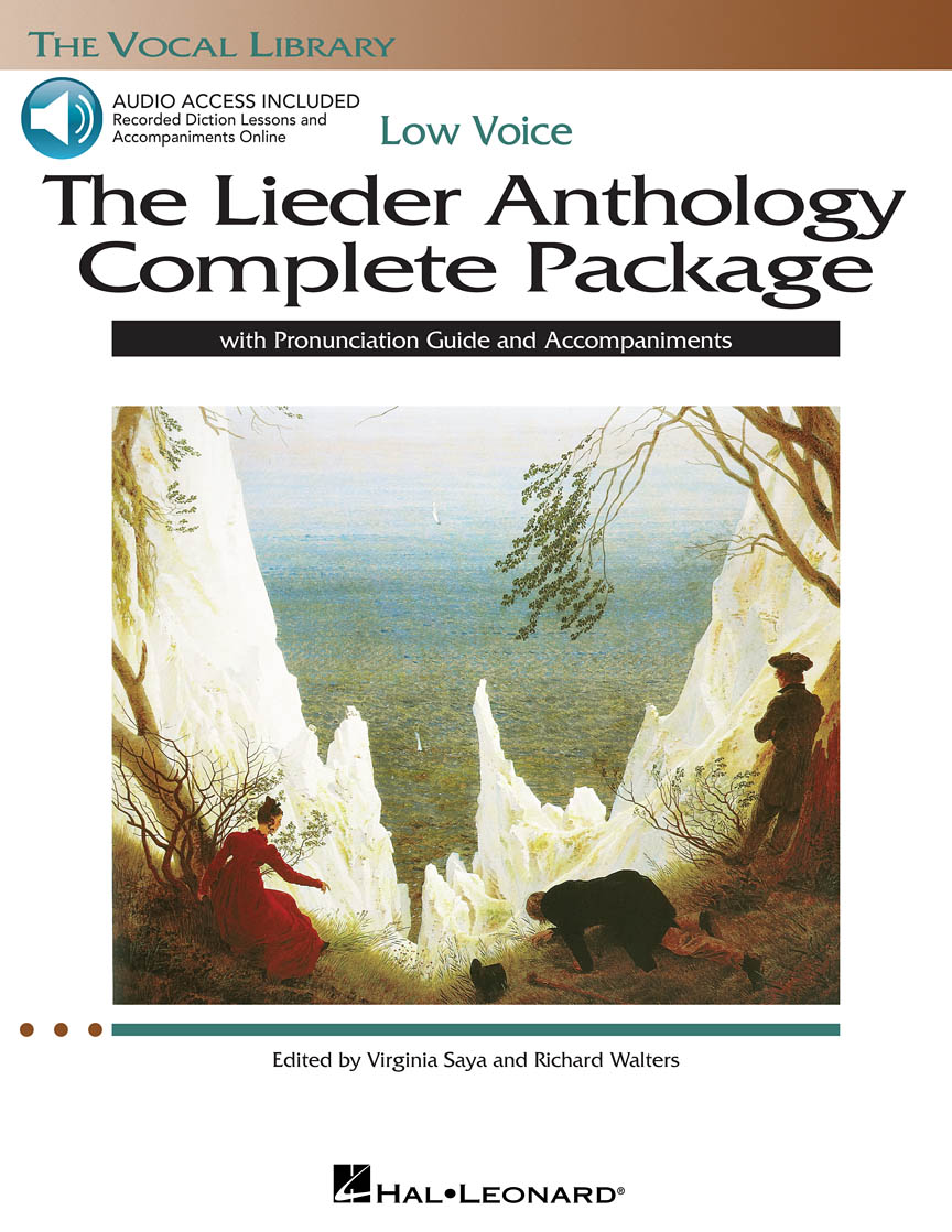 Product Cover for The Lieder Anthology Complete Package – Low Voice