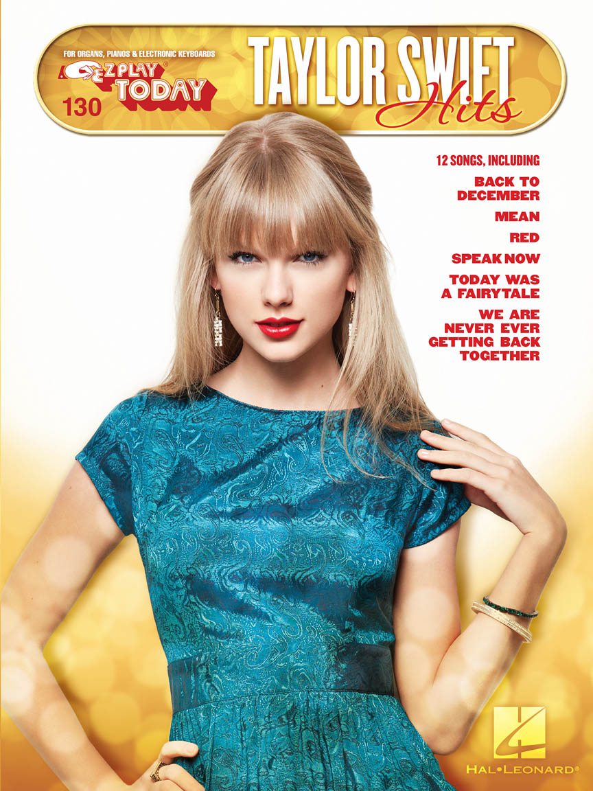 Product Cover for Taylor Swift Hits