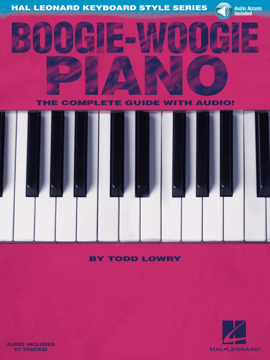 Product Cover for Boogie-Woogie Piano