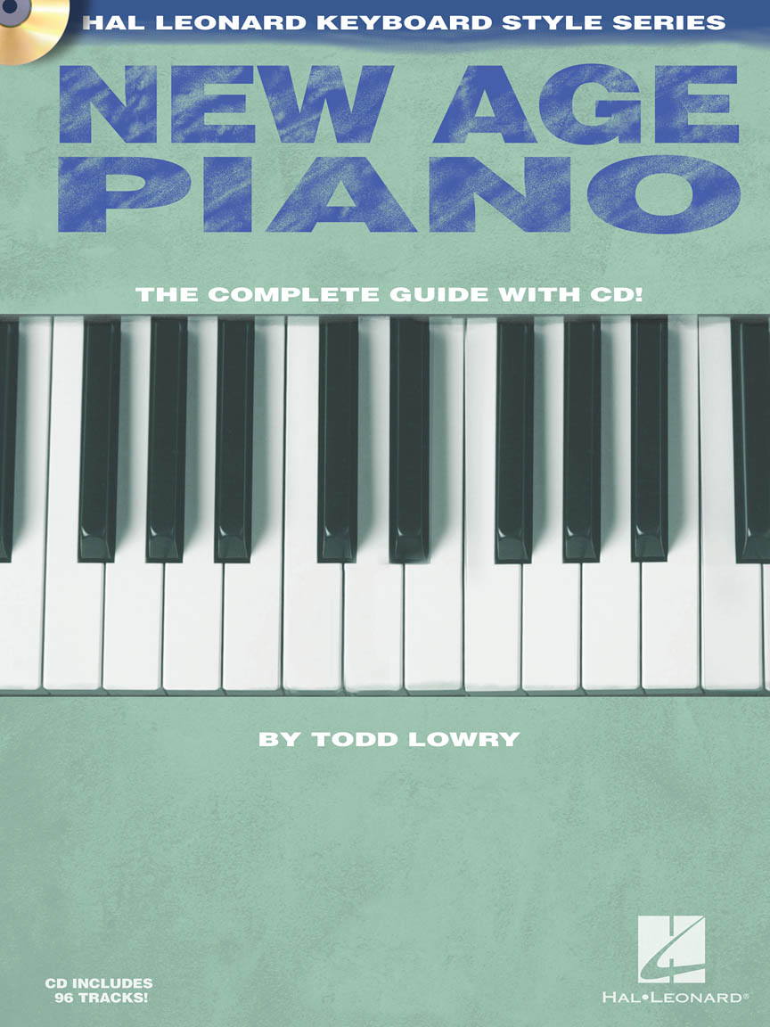 Product Cover for New Age Piano