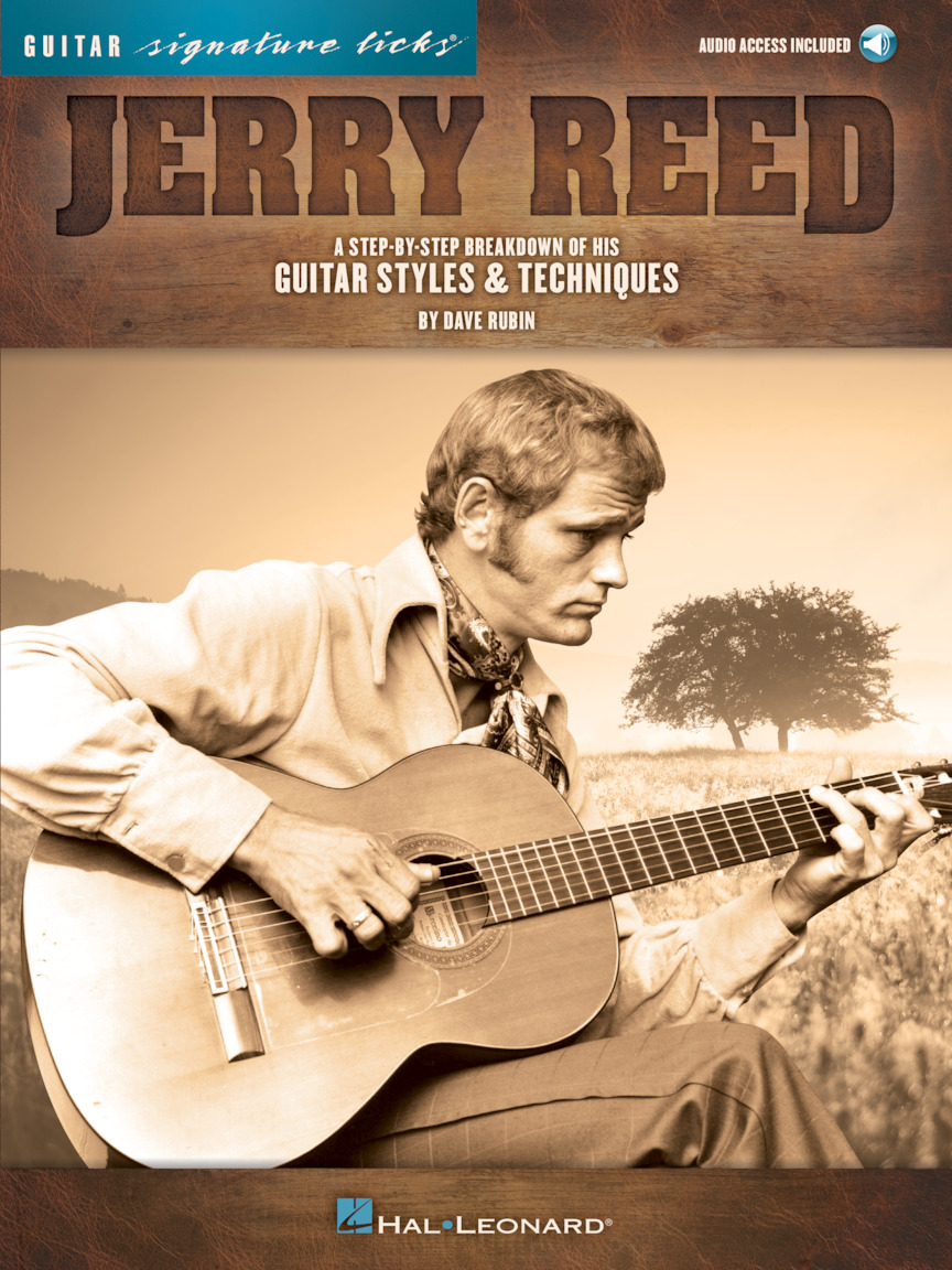 Product Cover for Jerry Reed – Signature Licks