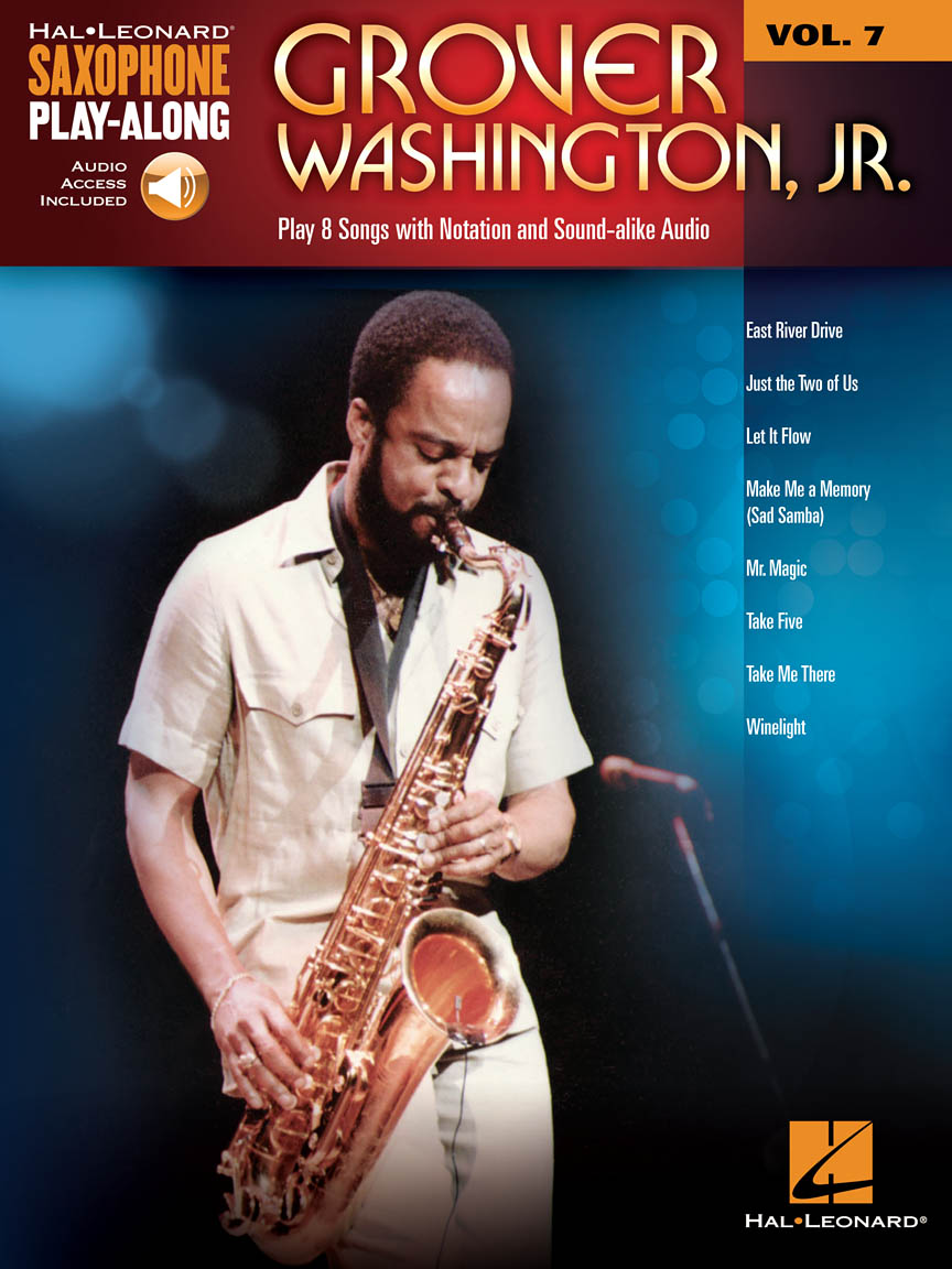 Product Cover for Grover Washington, Jr.